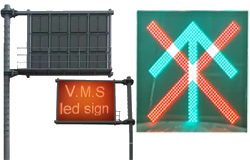 Traffic LED Sign