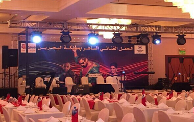 P4mm SMD Rental & Events LED Display Screen