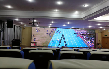 Indoor P4mm HD High Brightness LED Display for Meeting