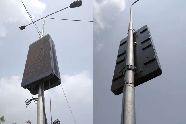 P10mm Fixed LED Display For Lighting Pole