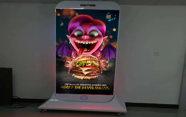 P2.5mm Indoor HD Totem LED Screen for Advertising