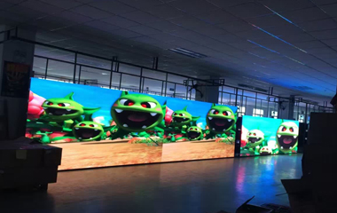 P1.875mm Indoor Fine Pitch TV LED Display Screen for Stage