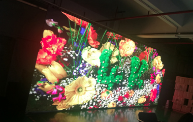 P1.9mm Indoor Fine Pitch LED Display for Stage