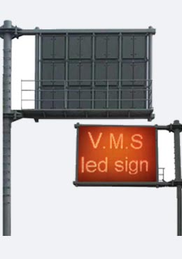 Transport Information Varriable Message LED Display Sign Board