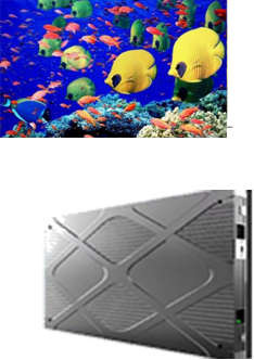 LED TV Display Screen
