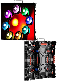 Outdoor Die-Casting LED Display 500mm Series